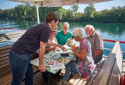 RheinErfahren Aqua Viva URh Hochrhein Wasser Flora Fauna 1