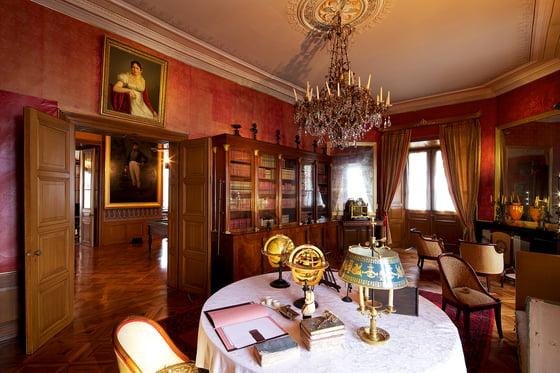 NAP Innenansichten Napoleonmuseum Thurgau, Nachweis Helmuth Scham (6)