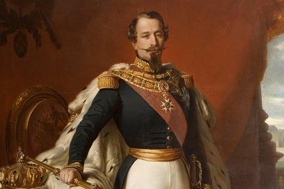 Napoleon III Krönungsornat