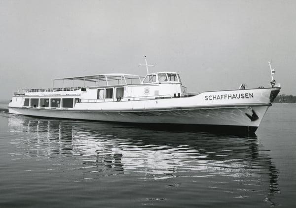 URh.MS Schaffhausen(III).1970.6. Mai.Foto Paul Widmann