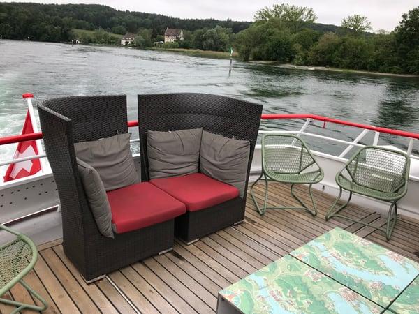 Lounge MS Schaffhausen