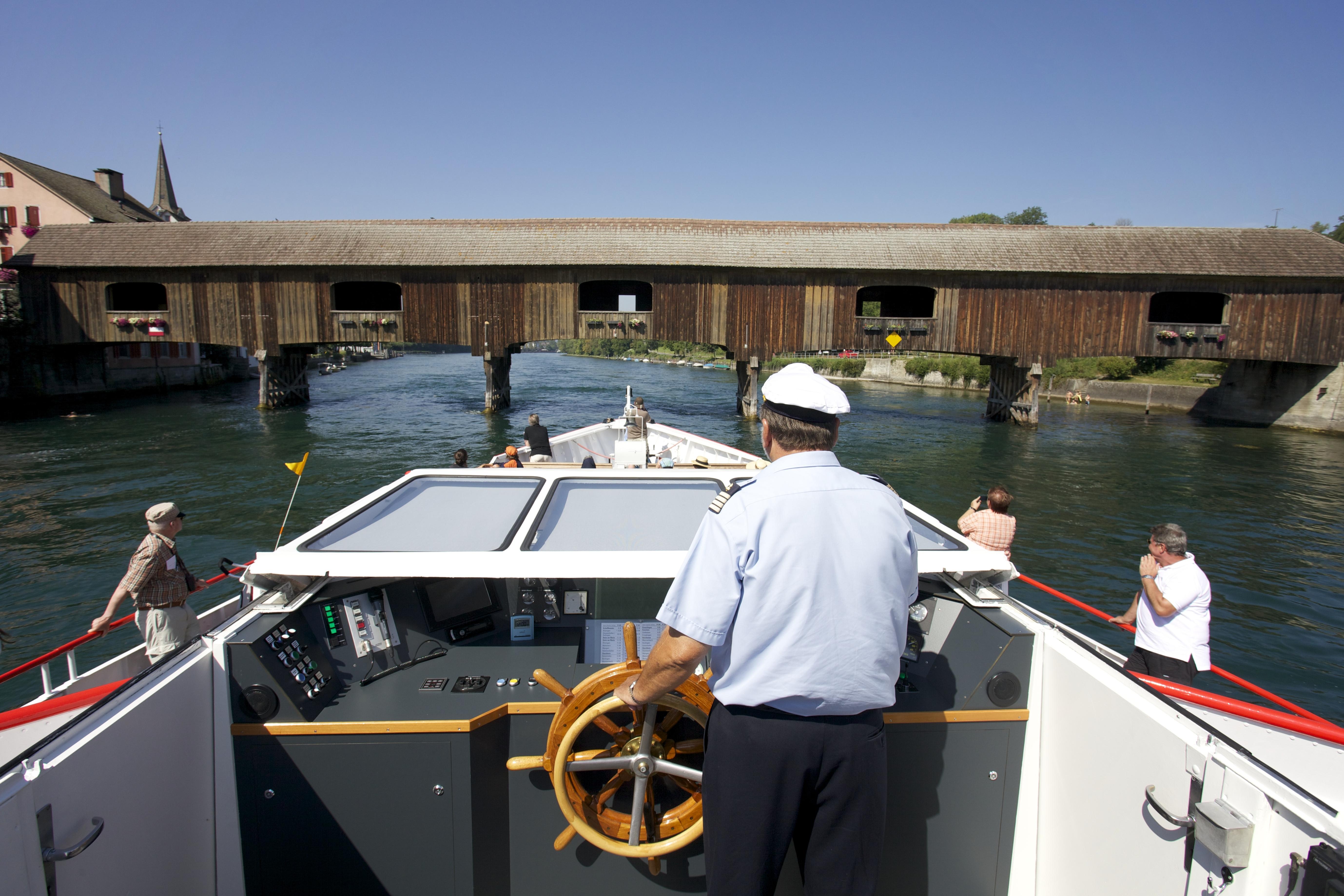 Passagiere erzählen von ihrer Schiffsfahrt - Familie Rychen